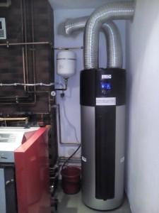 pompa ciepła ENCW 300